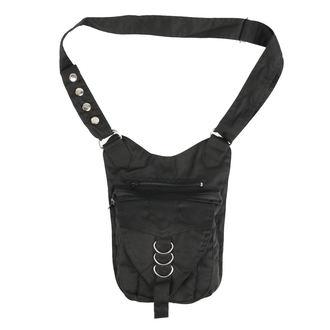 Torba (torba za pojas) Innocent Clothing - TWILL - CRNA, Innocent Clothing