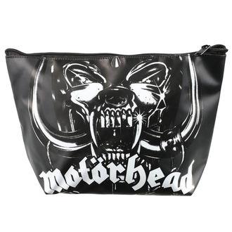 Toaletna torbica Motörhead - URBANA KLASICI - black, NNM, Motörhead