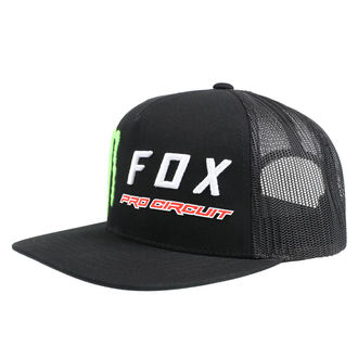 Kapa FOX - Monster - Black, FOX
