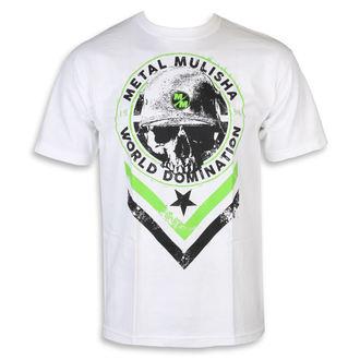 Muška ulična majica - SEAL WHT - METAL MULISHA, METAL MULISHA