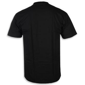 Muška ulična majica - NO PEACE BLK - METAL MULISHA, METAL MULISHA