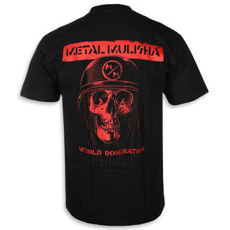 tričko pánské METAL MULISHA - UNDEAD BLK, METAL MULISHA