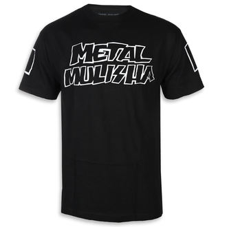 Muška ulična majica - SQUAD BLK - METAL MULISHA, METAL MULISHA