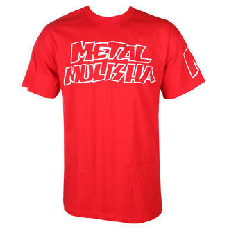 Muška ulična majica - SQUAD RED - METAL MULISHA, METAL MULISHA