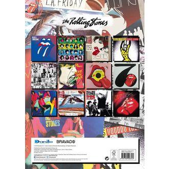 Kalendar za 2019. - ROLLING STONES, Rolling Stones