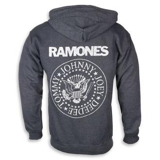 Muška majica s kapuljačom Ramones - HEY HO LET'S GO - PLASTIC HEAD, PLASTIC HEAD, Ramones