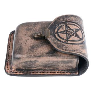 Džep za pojas BAFOMETU, Leather & Steel Fashion