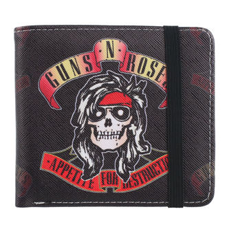 Novčanik Guns N' Roses - Appetite For Destruction, NNM, Guns N' Roses