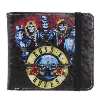 Novčanik Guns N' Roses - Skeleton, NNM, Guns N' Roses