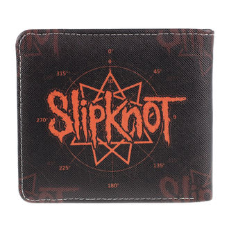 Novčanik Slipknot - Pentagram, NNM, Slipknot
