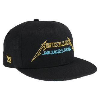 Kapa Metallica - Justice Bright Starter - Crna, NNM, Metallica