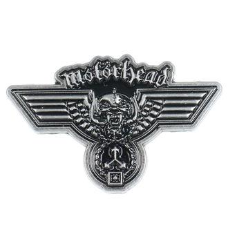 Bedž Motörhead - Hammered - RAZAMATAZ, RAZAMATAZ, Motörhead