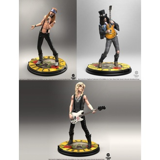 Figurice (Set) Guns N' Roses - Band - Rock Iconz, KNUCKLEBONZ, Guns N' Roses