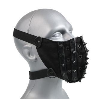 Maska POIZEN INDUSTRIES - FATAL - CRNA, POIZEN INDUSTRIES