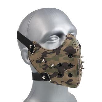 Maska POIZEN INDUSTRIES - OTTO - MASKIRNA ZELENA, POIZEN INDUSTRIES