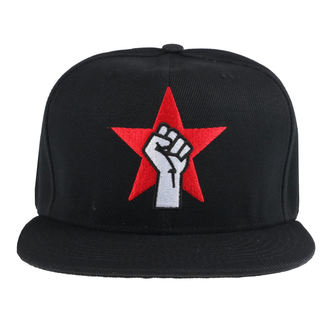 Kapa Rage Against The Machine - Fist Logo - Black, NNM, Rage against the machine