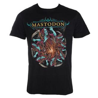 Muška metal majica Mastodon - GRIM - AMPLIFIED, AMPLIFIED, Mastodon