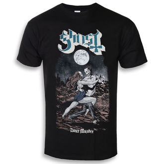 Muška metal majica Ghost - Dance Macabre Cover - ROCK OFF