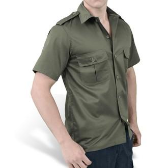 Košulja SURPLUS - United States Hemd 1/2 - MASLINA, SURPLUS