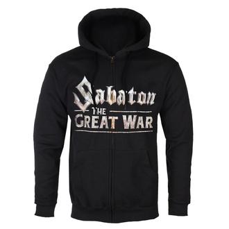 Muška majica s kapuljačom Sabaton - The great war - NUCLEAR BLAST - 27960_HZ