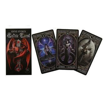 Tarot karte Anne Stokes - Gothic Tarot, ANNE STOKES