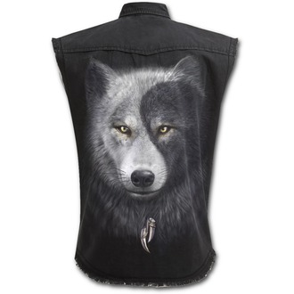 Muška  košulja bez rukava SPIRAL - WOLF CHI, SPIRAL