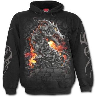 Majica s kapuljačom muška - KEEPER OF THE FORTRESS - SPIRAL, SPIRAL
