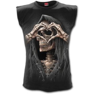 Majica bez rukava muška SPIRAL - DARK LOVE, SPIRAL