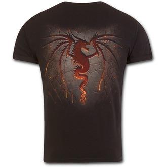 Muška majica - DRAGON FURNACE - SPIRAL, SPIRAL