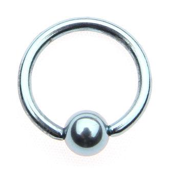 Piercing nakit - Metallic Blue