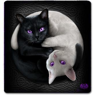 Pokrivač SPIRAL - YIN YANG CATS, SPIRAL