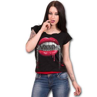 Ženska majica - FANGS - SPIRAL, SPIRAL
