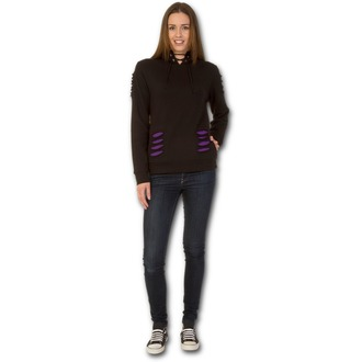 ženski majica s kapuljačom - GOTHIC ROCK - SPIRAL, SPIRAL