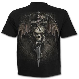 Muška majica - DRACO SKULL - SPIRAL, SPIRAL