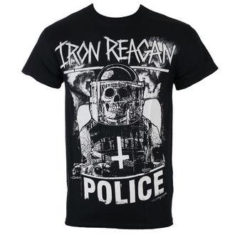 Majica metal muška Iron Reagan - RIOT COP - Just Say Rock, Just Say Rock, Iron Reagan