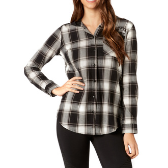Ženska košulja FOX - Deny - Crna, FOX