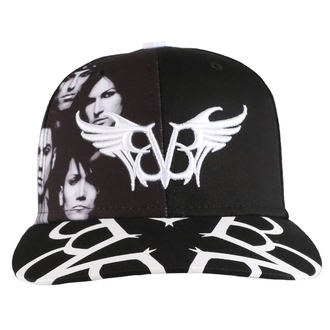 Kapa BLACK VEIL BRIDES - BAND - PLASTIC HEAD, PLASTIC HEAD, Black Veil Brides