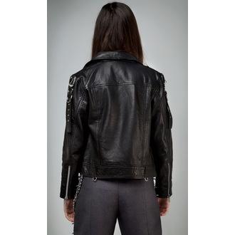 Kožna jakna unisex - Deadbeat - DISTURBIA, DISTURBIA