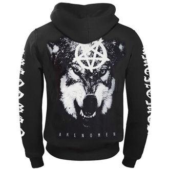 Majica s kapuljačom muška - WOLFHEART - AMENOMEN, AMENOMEN
