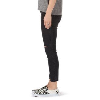 Ženske hlače (traperice) VANS - DESTRUCTED SKINNY - Dim, VANS