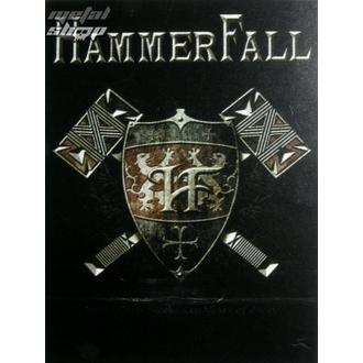 zastava Hammerfall - Steel zadovoljava Steel, HEART ROCK, Hammerfall