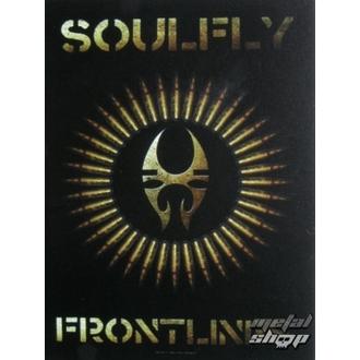 zastava Soulfly - Frontlines , HEART ROCK, Soulfly