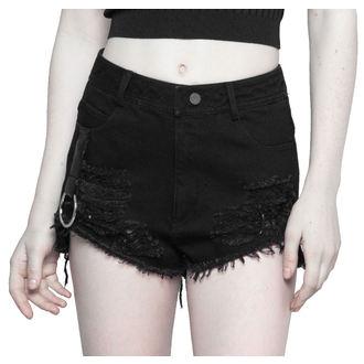 Ženske kratke hlače PUNK RAVE - Kuro Neko, PUNK RAVE