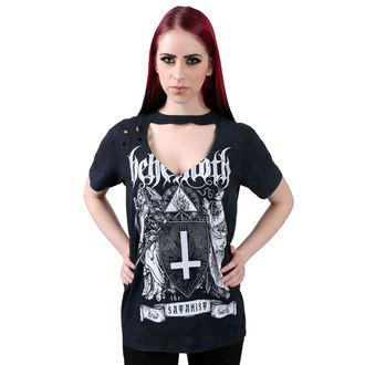 Ženska metal majica Behemoth - SATANIST - PLASTIC HEAD, PLASTIC HEAD, Behemoth