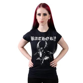 Majica ženska Bathory - Goat - PLASTIC HEAD, PLASTIC HEAD, Bathory