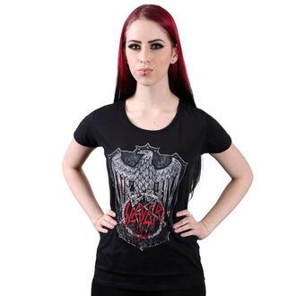 Ženska metal majica Slayer - Bloody Shield - ROCK OFF, ROCK OFF, Slayer