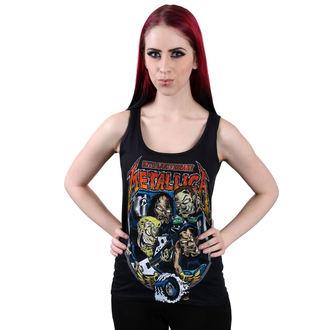 top womenTop ženski METALLICA - Fillmore Caricature - Black - ATMOSPHERE, NNM, Metallica