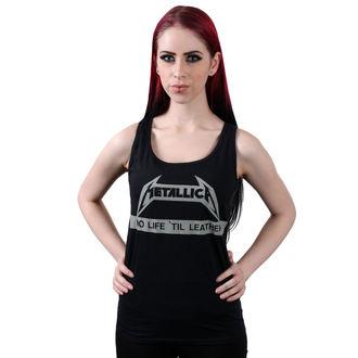 Potkošulja ženska Metallica - No Life - Crno - LIVE NATION, LIVE NATION, Metallica