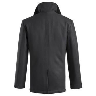 Muški kaput SURPLUS - PEA - Crni, SURPLUS
