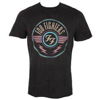 Muška metal majica Foo Fighters - CHARCOAL - AMPLIFIED, AMPLIFIED, Foo Fighters